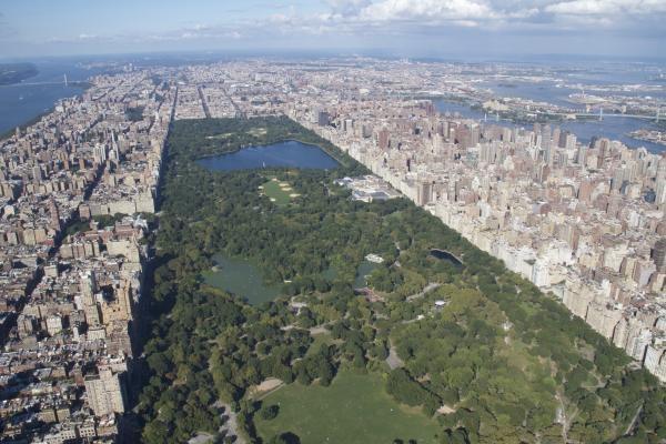Dokument Nádherná americká města