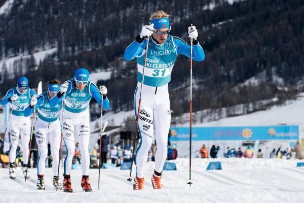 Klasické lyžování: Toblach - Cortina
