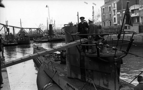 Dokument U455: Zapomenutá ponorka