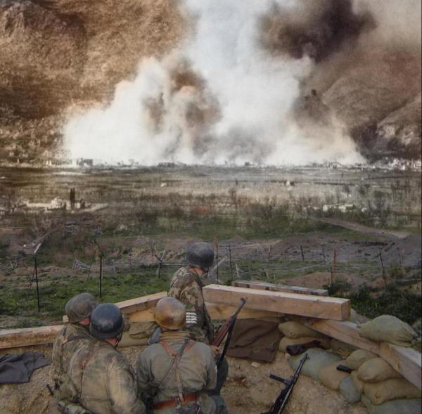 Cassino 1943: Devět měsíců v pekle