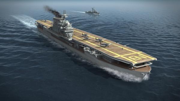Dokument Letadlová loď Enterprise