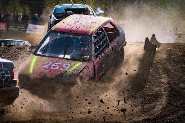 Rodeocross & Demolition Race