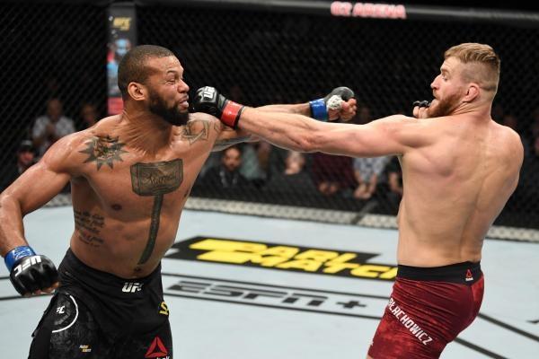 UFC Fight Night: Anderson vs. Blachowicz