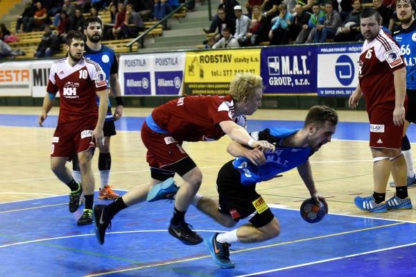 Házená: Talent M.A.T. Plzeň - HC ROBE Zubří