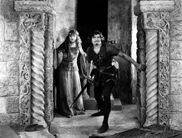 Dokument Robin Hood – první celebrita mimo zákon