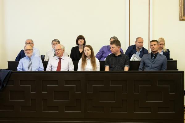 Dokument Soud nad českou cestou