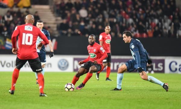 Le Havre AC - EA Guingamp