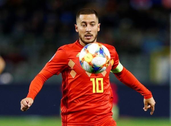Fotbal: Dánsko - Belgie