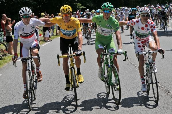 Cyklistika: Tour de France 2016