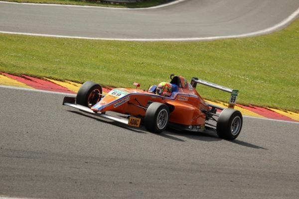 ADAC Formula 4 2019 - záznam