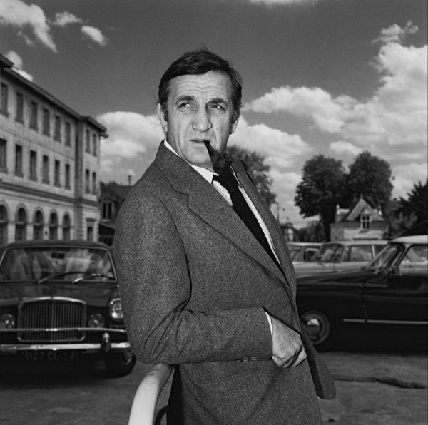 Lino Ventura - Ital v Paříži
