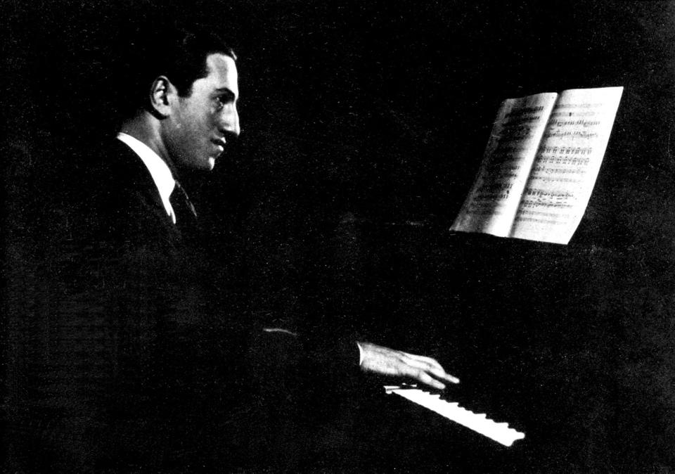 Dokument Gershwin - americký vzor
