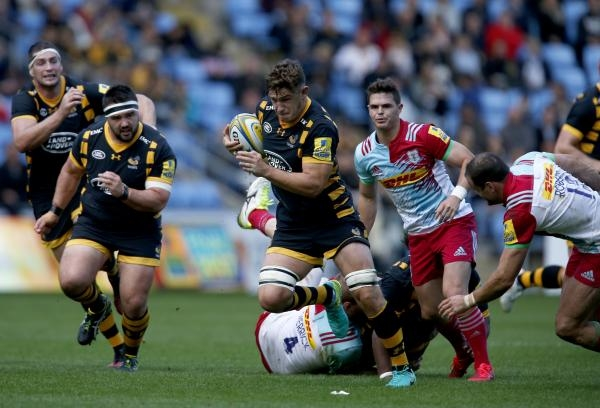 Harlequins - Sale Sharks