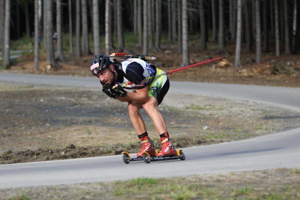 Letní biatlon: Blink festival Norsko