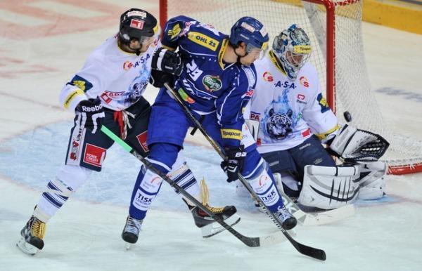 Hokej: Bílí Tygři Liberec - HC Kometa Brno