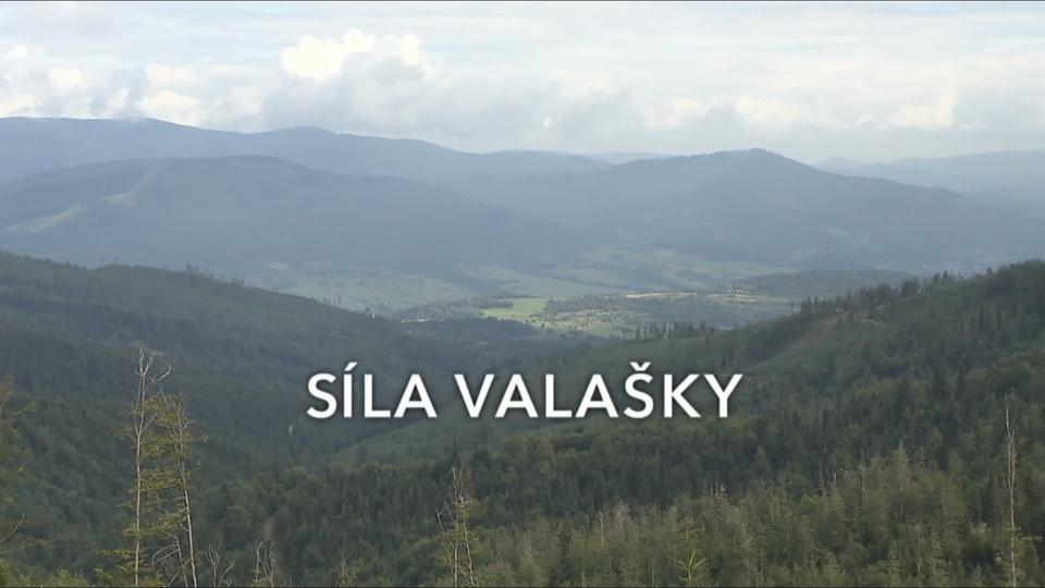 Dokument Síla valašky
