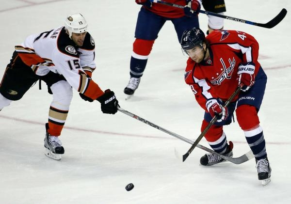 Anaheim Ducks - Washington Capitals