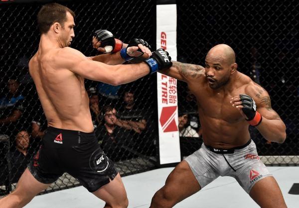 UFC Countdown: Adesanya vs. Romero