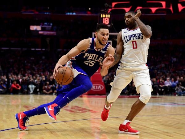 Philadelphia 76ers - Los Angeles Clippers
