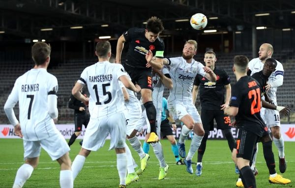 Manchester United - LASK Linz