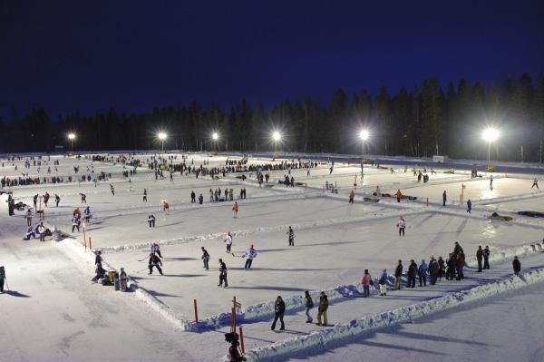 Hokej: MS v rybníkovém hokeji