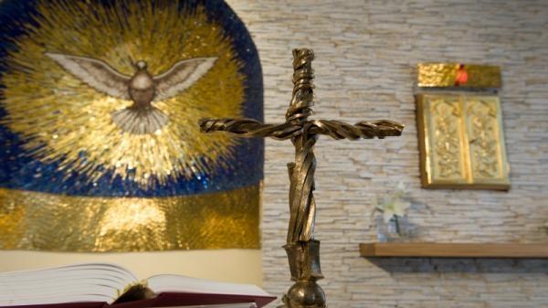 Mše svatá z kaple televize NOE