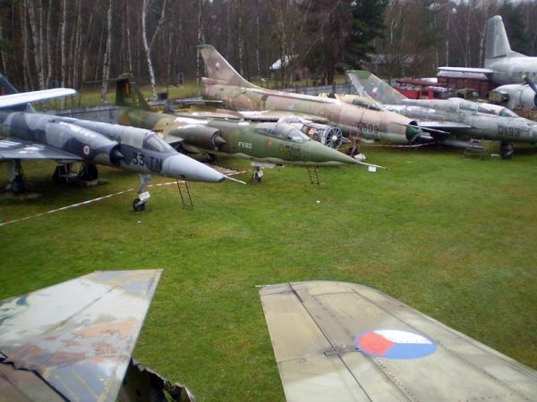 Muzeum letadel