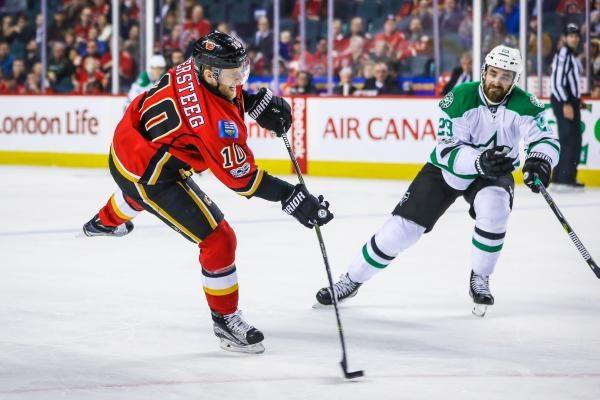 Dallas Stars - Calgary Flames