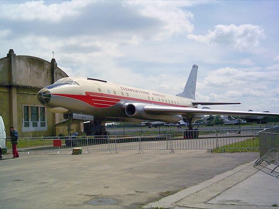 Dokument Vojenské letecké muzeum Praha - Kbely