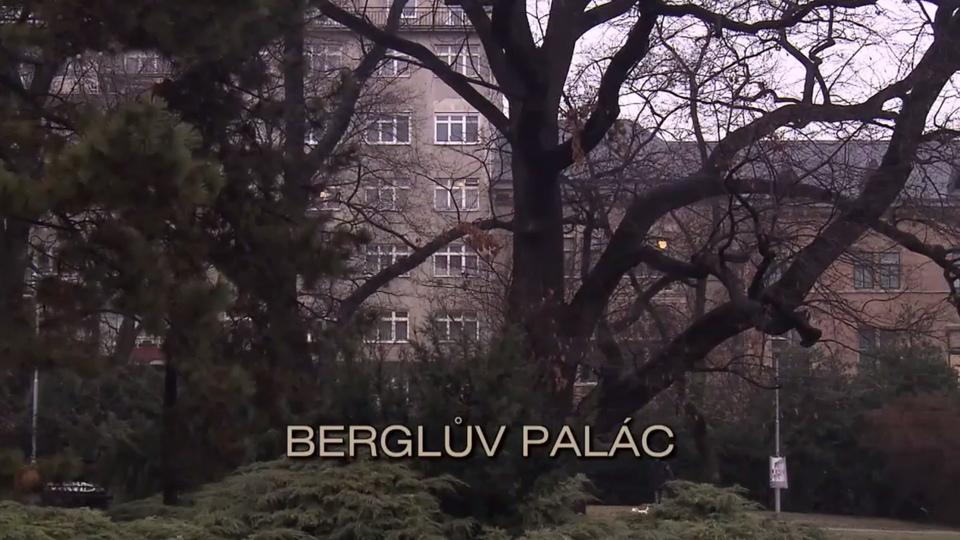 Dokument Berglův palác