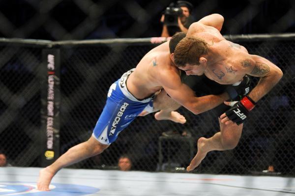 Beyond MMA - Sambo