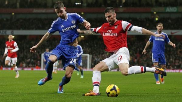 Fotbal: Chelsea FC - Arsenal FC