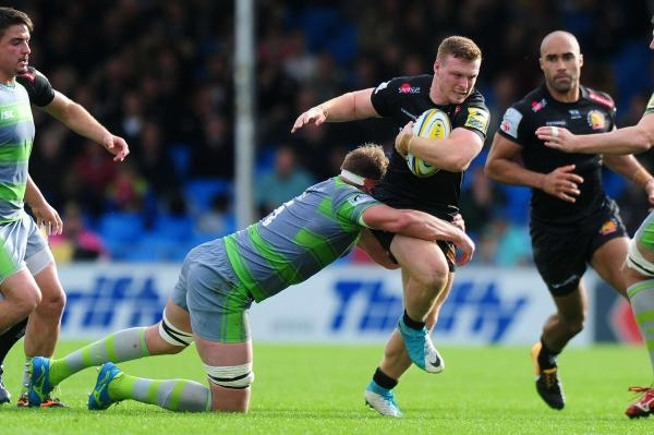 Newcastle Falcons - Exeter Chiefs