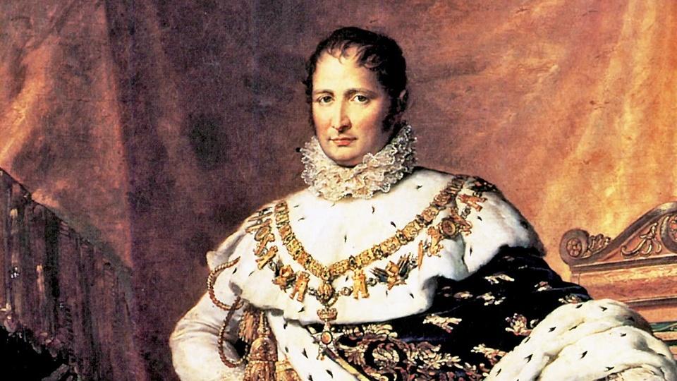 Documentary Josef Bonaparte