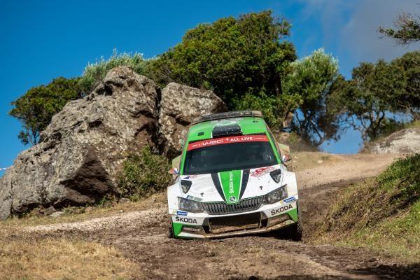 Motorismus: Rallye Sardinie