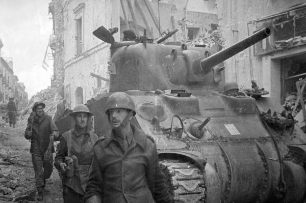 Ortona 1943: Krvavé Vánoce