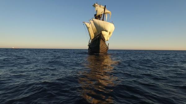 Dokument Mistři stavitelé: Na vlnách oceánů