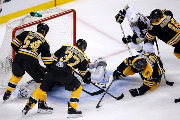 Boston Bruins - Pittsburgh Penguins