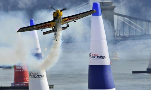 Letecký sport: Red Bull Air Race 2018
