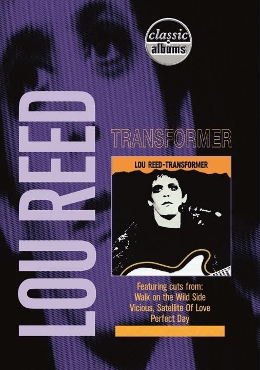 Dokument Slavná alba: Lou Reed - Transformer