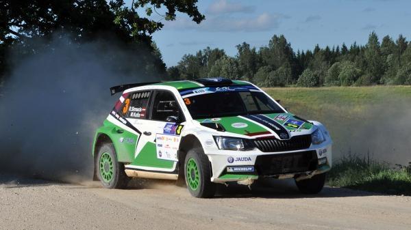 Motorismus: Rally Estonsko