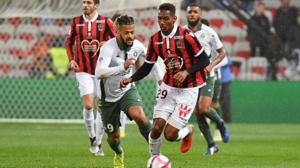 AS Saint-Étienne - OGC Nice
