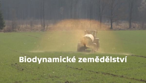 Dokument Biodynamické zemědělství
