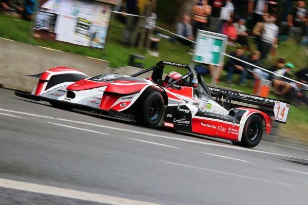 Svět motorů: Mezinárodní závody do vrchu Lanškroun