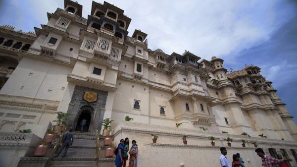 Dokument Rádžasthán, země králů