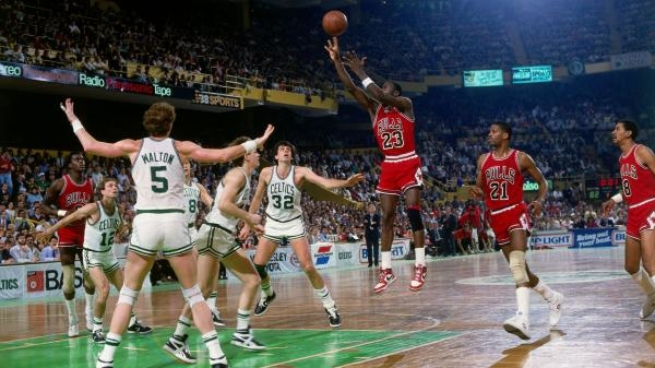 NBA Classic Games: Boston Celtics - Chicago Bulls