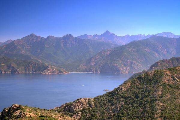 Korsika, středomořská kráska