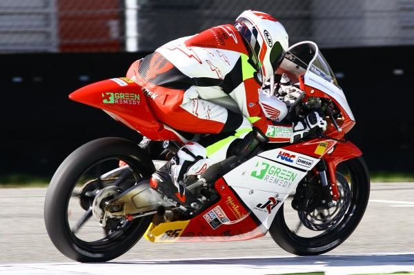 Filip Řeháček – MS Moto 3 Aragonie