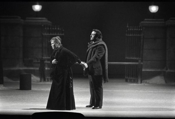 G. Puccini: Bohéma