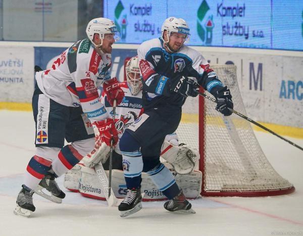 Hokej: HC Dynamo Pardubice - HC Škoda Plzeň
